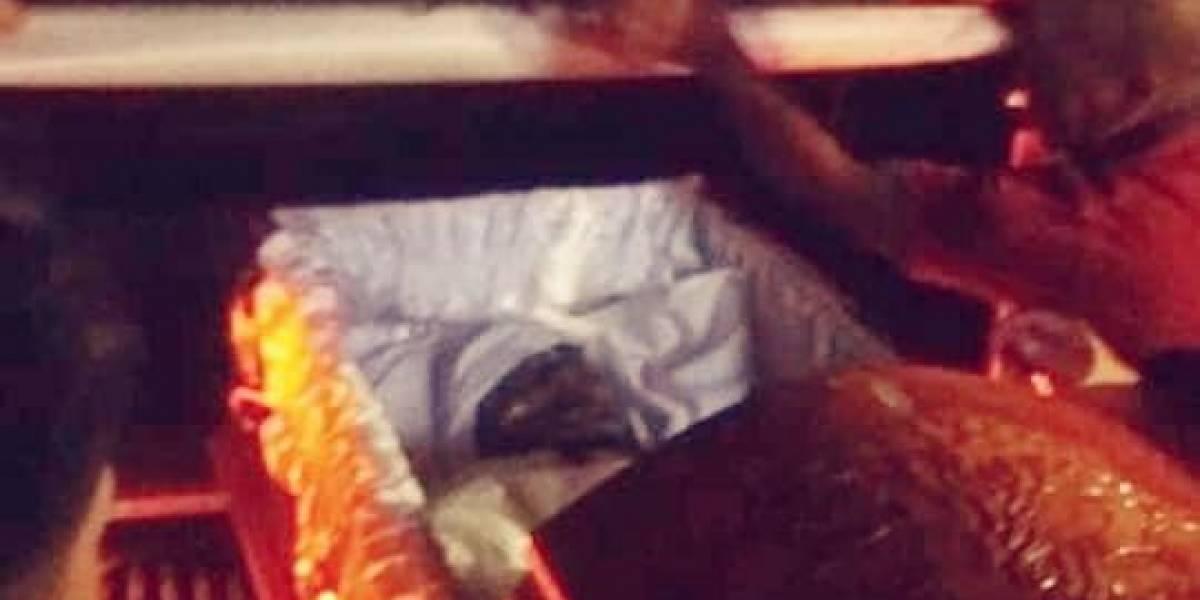 ¿Resucitó? Nueve días después de su muerte empezaron a escuchar gritos desde su tumba