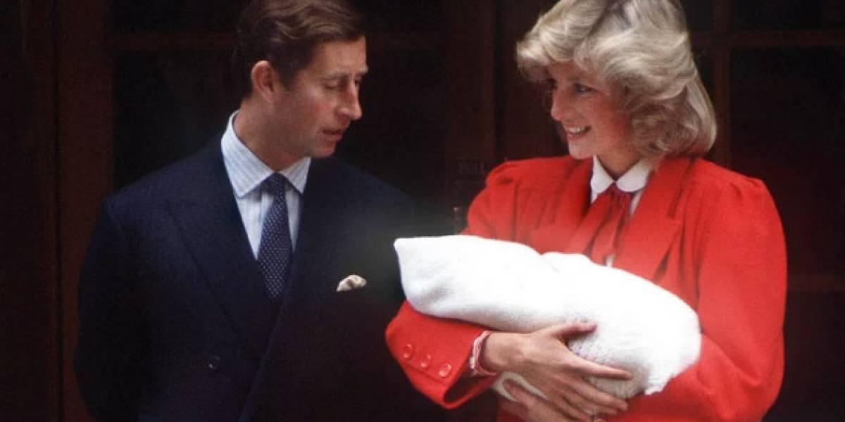 Biógrafo de Diana reveló la razón por la que Harry nunca fue el favorito del príncipe Carlos