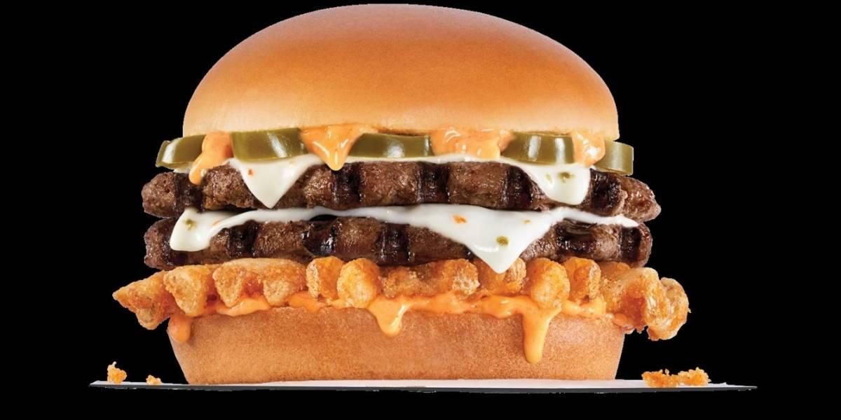 Carl's Jr. va a lanzar una hamburguesa con salsa de marihuana