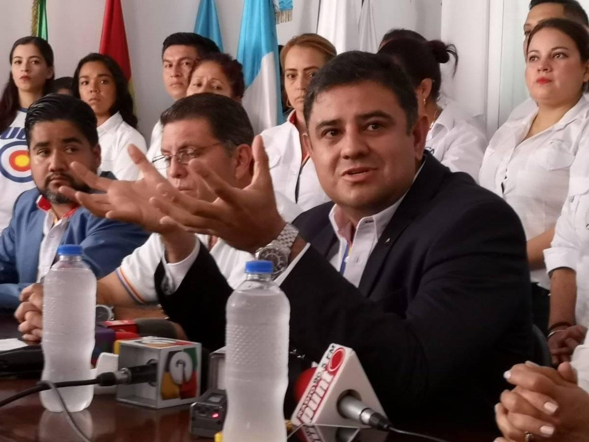 Javier Castillo, UCN