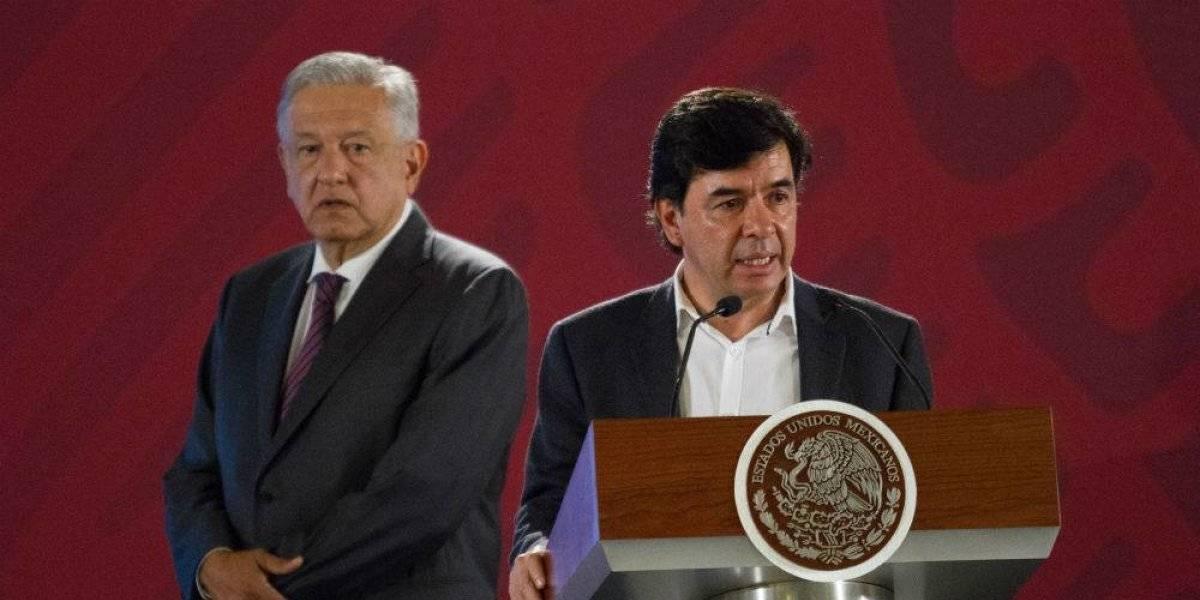 #Política Confidencial acusan a Jesús Ramírez de prohibir entrada a las mañaneras