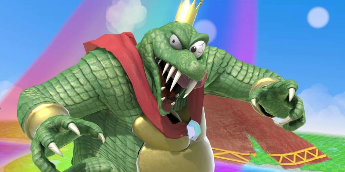 NSFW: Se lanzó el editor de niveles de Smash Bros y la gente inmediatamente empezó a hacer penes