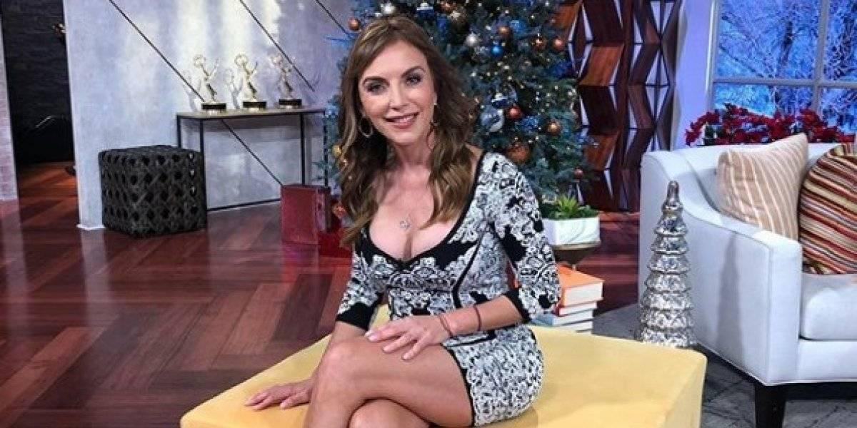 Laura Flores recibe anillo de compromiso, ¿pero anuncia que no habrá boda?