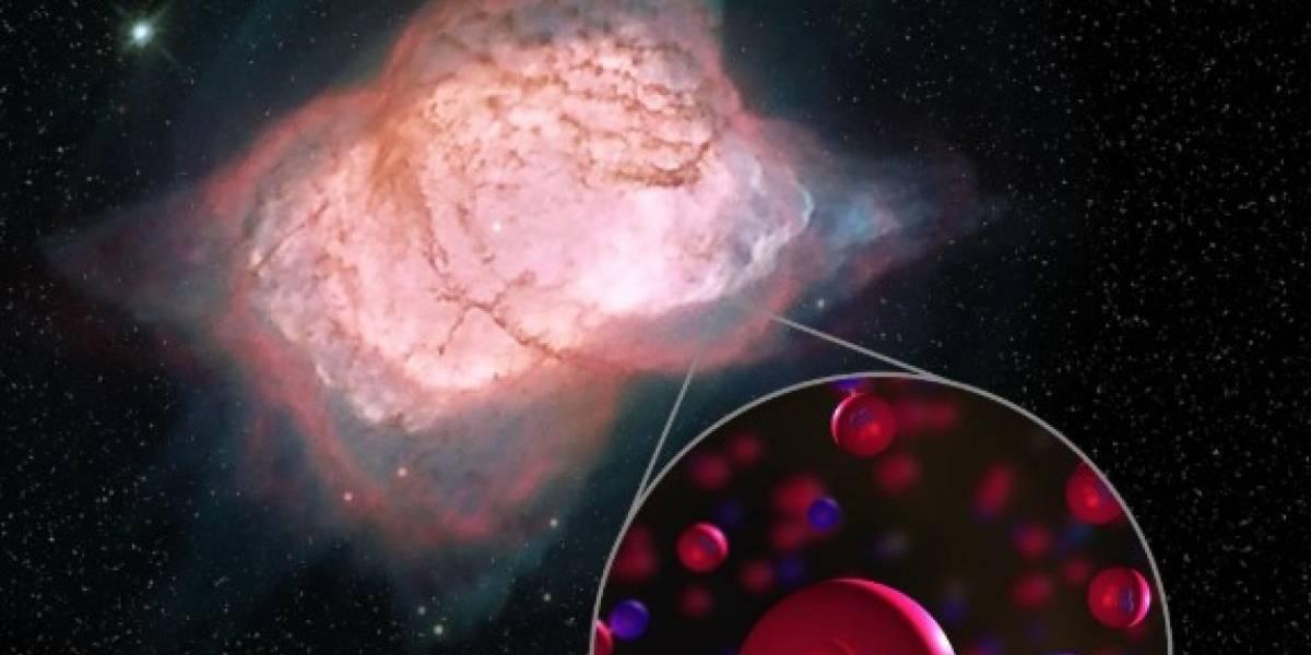 Cientistas detectam no espaço primeira molécula do Universo