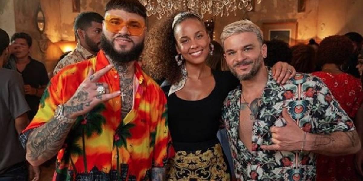 Capó lanza nueva versión de Calma Remix con Alicia Keys