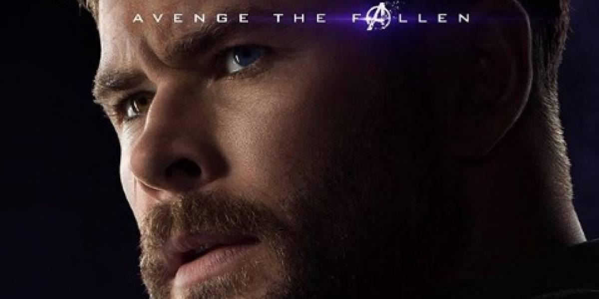 Avengers Endgame: Así fue cómo Chris Hemsworth consiguió el papel de Thor