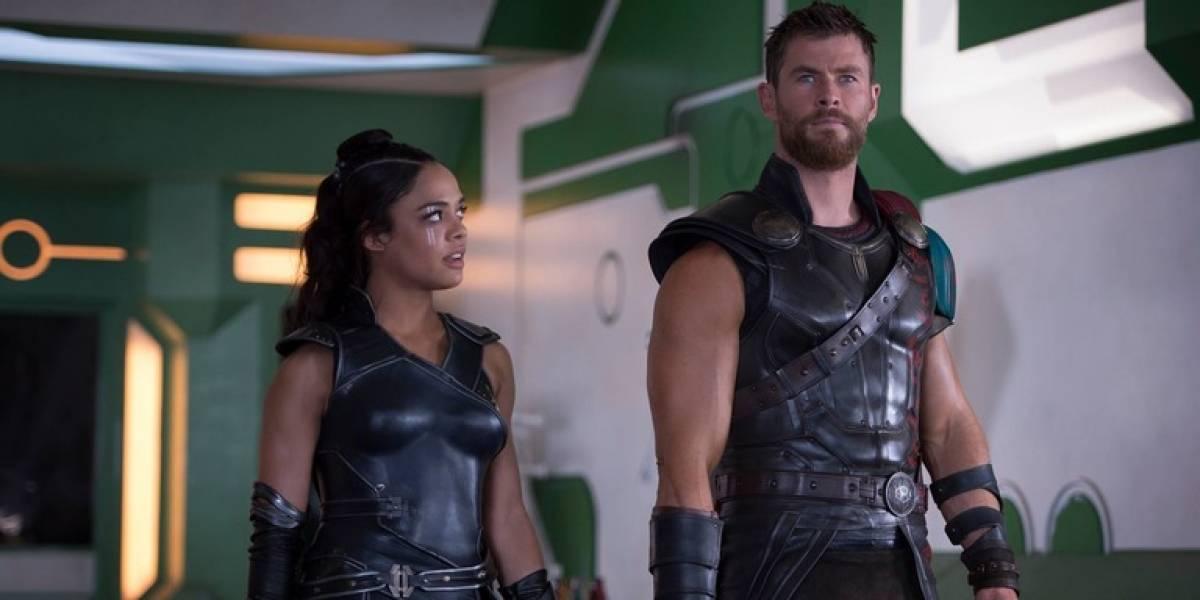 Thor 4 está en camino, dice Valkiria (Tessa Thompson)