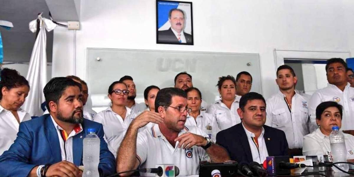 """UCN: """"El partido es una institución, no Mario Estrada"""""""