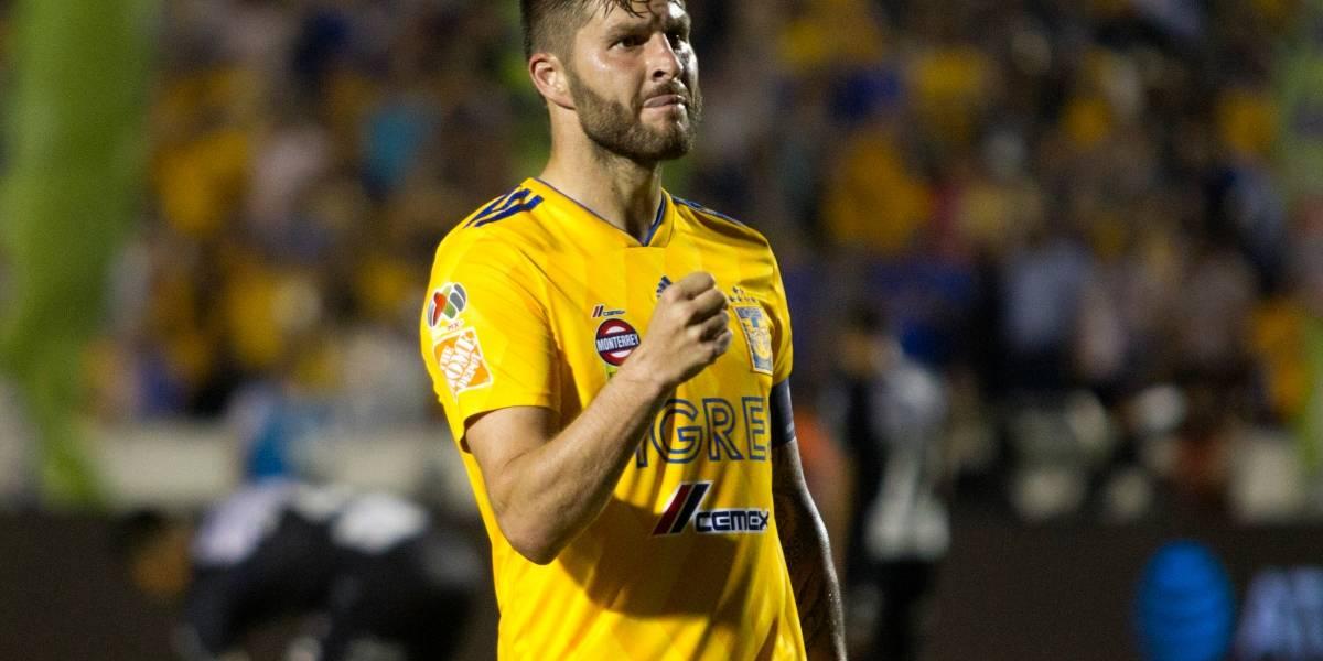 André-Pierre Gignac se disculpa por su gol contra Veracruz