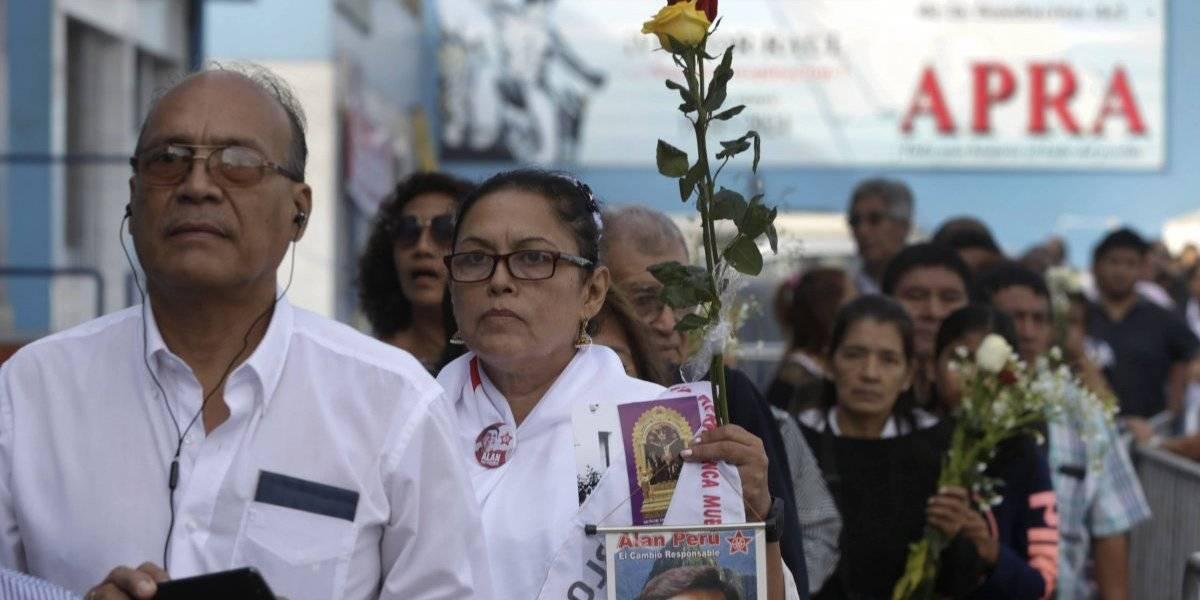 Familia de Alan García dice tener carta que escribió el expresidente antes de quitarse la vida