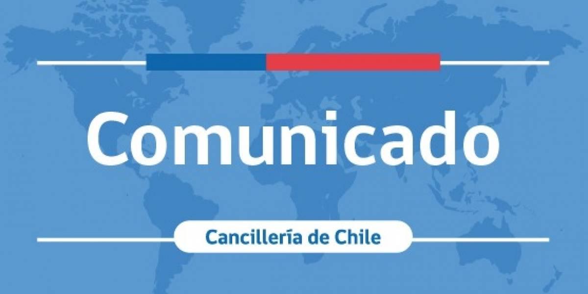 Joven chileno condenado por homicidio en Malasia regresó a Chile - Mundo