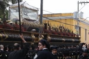 Cristo Yacente, Santo Domingo