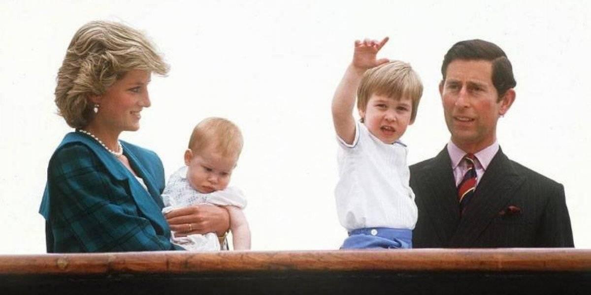 La princesa Diana prohibió al príncipe Carlos darles estos nombres a sus hijos