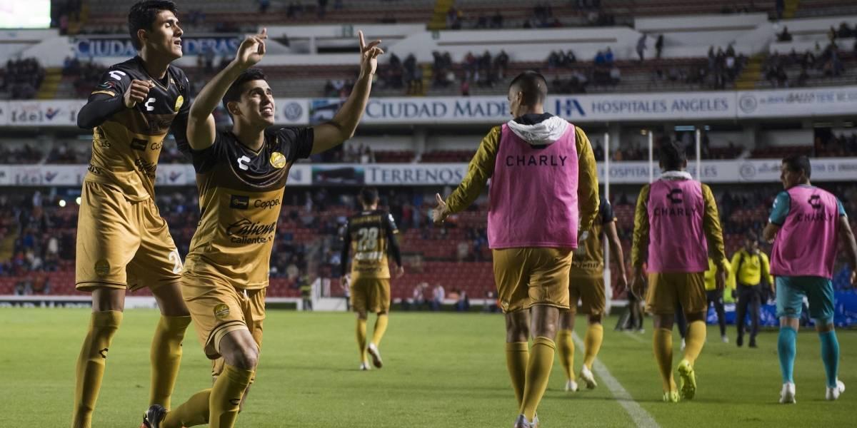Dorados y Maradona toman ventaja ante los Cimarrones