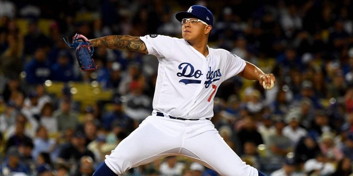 Urías y Bellinger brillan en triunfo de Dodgers