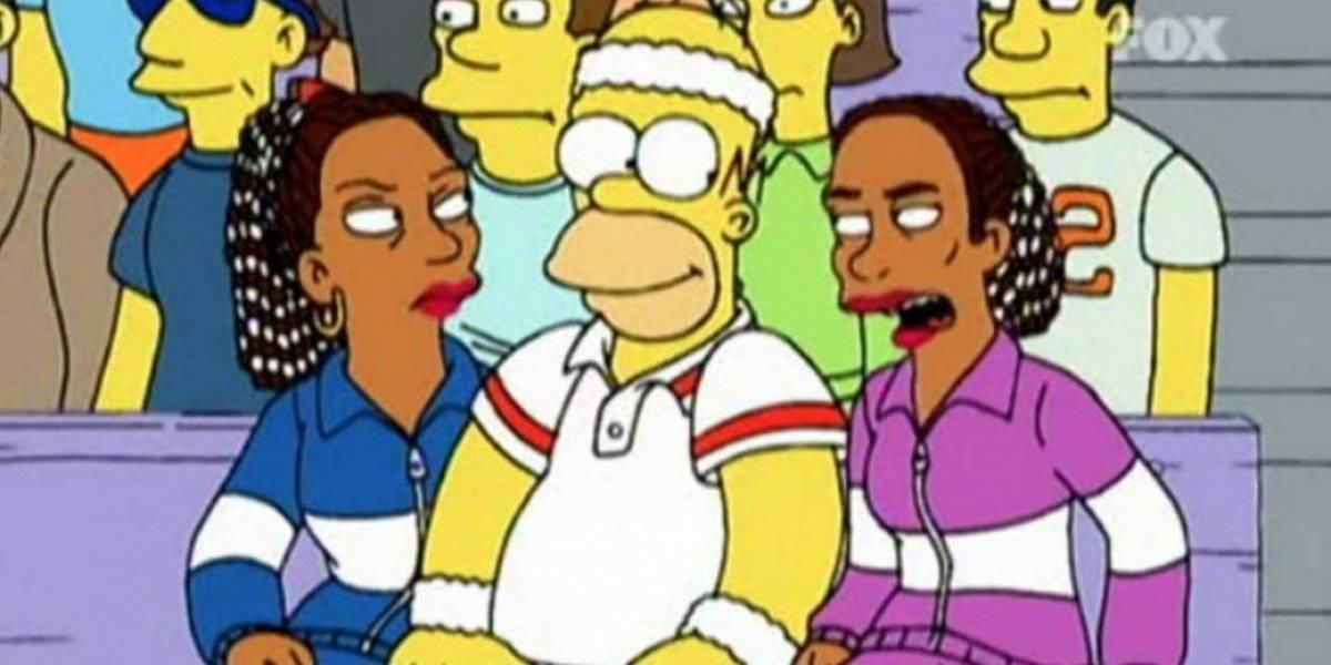 Ellos son los deportistas que han estado en Los Simpson