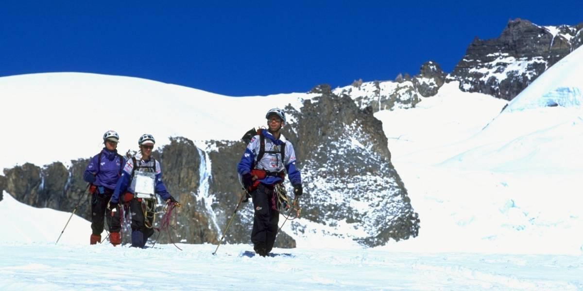 Tres alpinistas murieron por una avalancha en Canadá