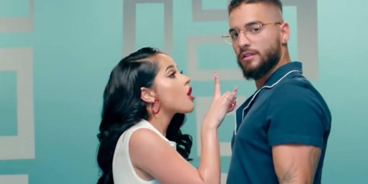 Becky G y Maluma buscan romper estereotipos con nueva canción