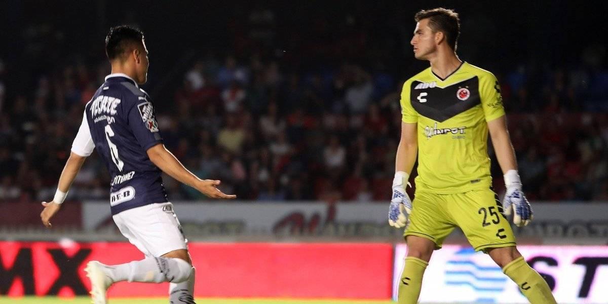 Monterrey califica a Liguilla y Veracruz suma 25 juegos sin triunfo