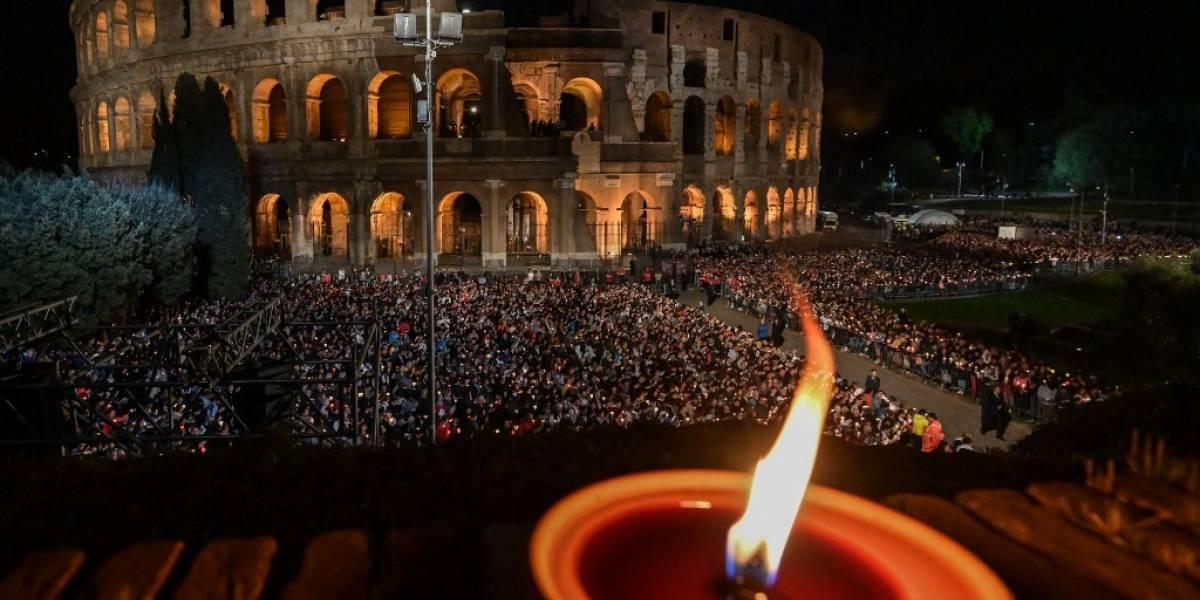 Un Vía Crucis en Roma dedicado a las prostitutas, víctimas de esclavitud