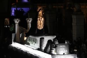 Virgen de la Soledad del Templo de San Francisco Omar Solís