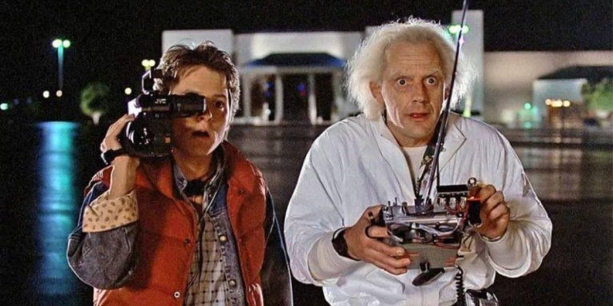 Se reúnen protagonistas de Volver al Futuro, rumoran nueva película