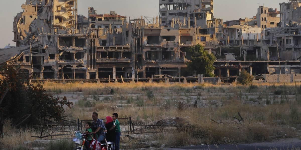 Ataques extremistas en Siria dejan casi 50 soldados muertos