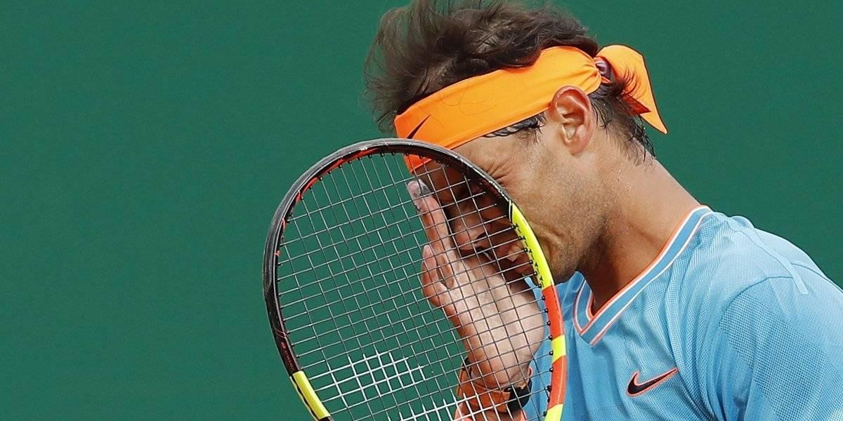 Rafael Nadal es eliminado ante Fabio Fognini en semifinales de Montecarlo