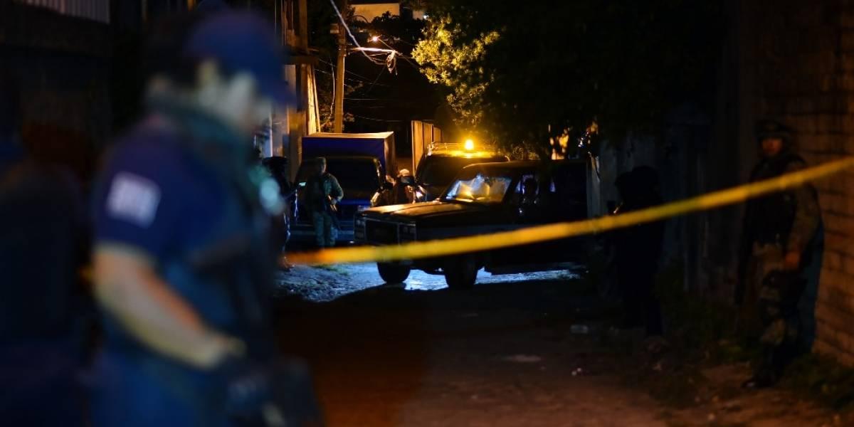 Hombres armados matan a 13 personas durante fiesta en México