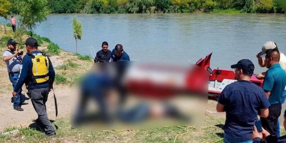 Migrante ecuatoriano fallece en río tras tratar de cruzar la frontera México y Estados Unidos