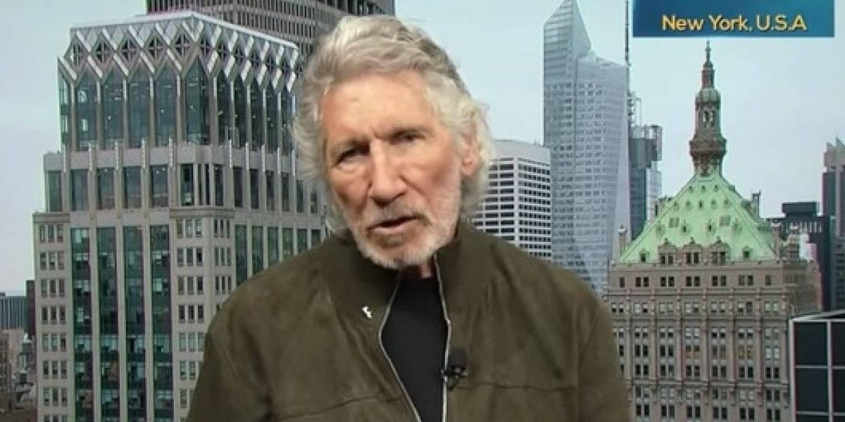 Roger Waters se pronuncia sobre la detención de Julian Assange