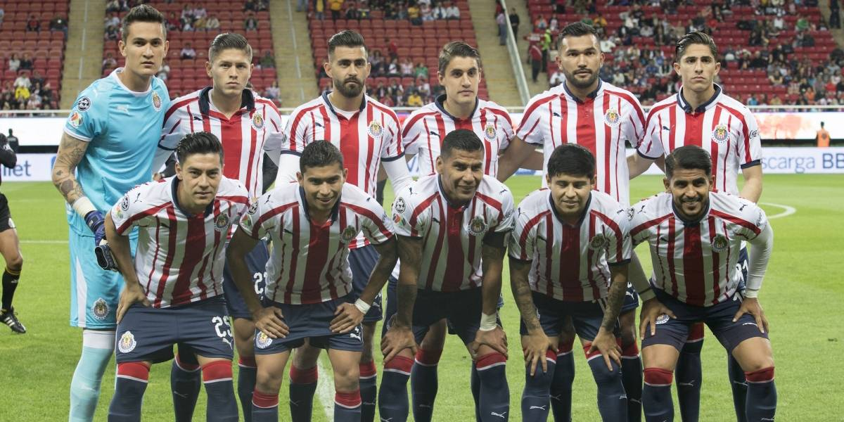 Chivas es el club que más jerseys vende en el Continente Americano