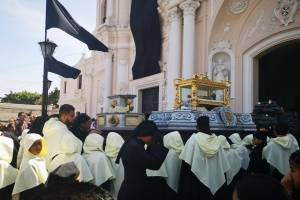 Cortejo procesional infantil del Cristo del Amor
