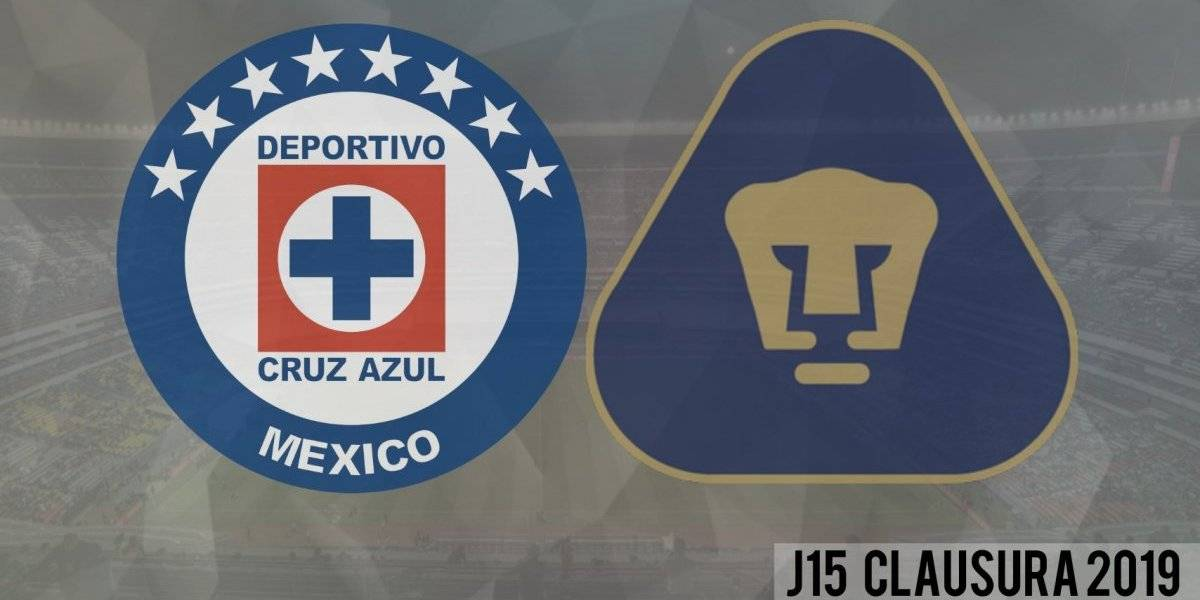 Cruz Azul consigue sufrido triunfo ante Pumas