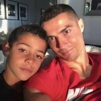 Hijo de Cristiano Ronaldo también es campeón con la Juventus