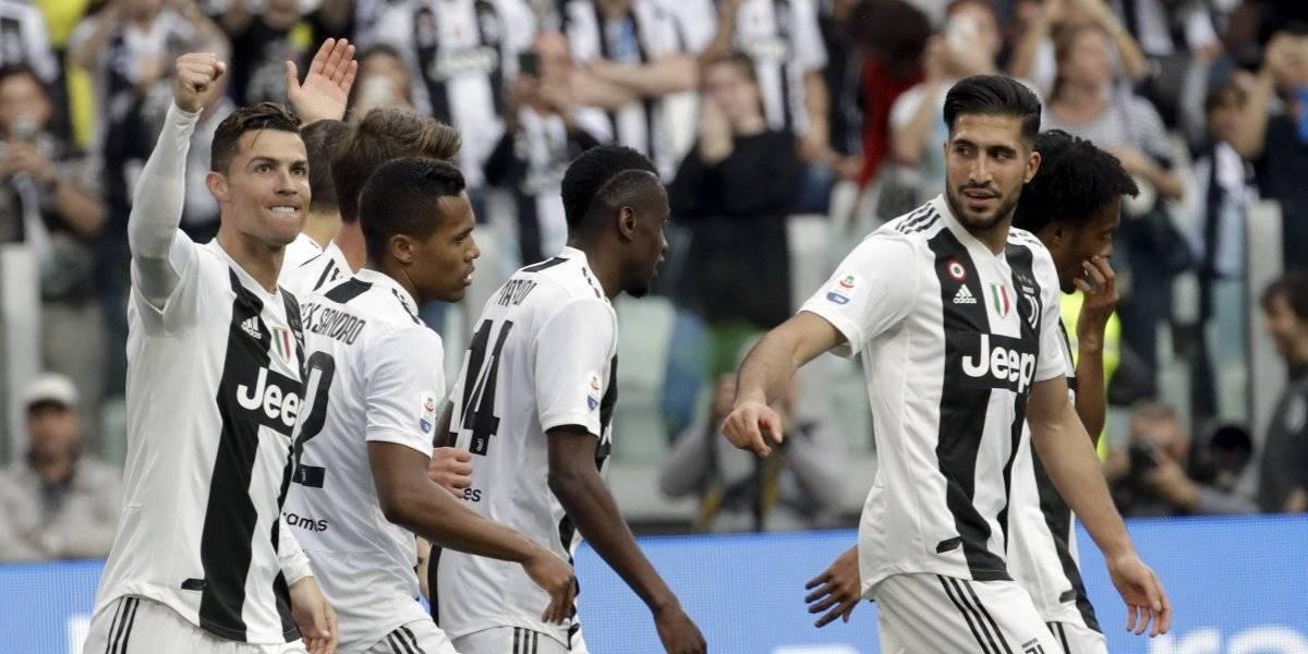 Juventus impone nuevo récord de títulos en Europa