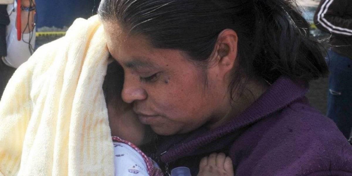 Dan prisión preventiva a pareja que tenía a la bebé Nancy Tirzo
