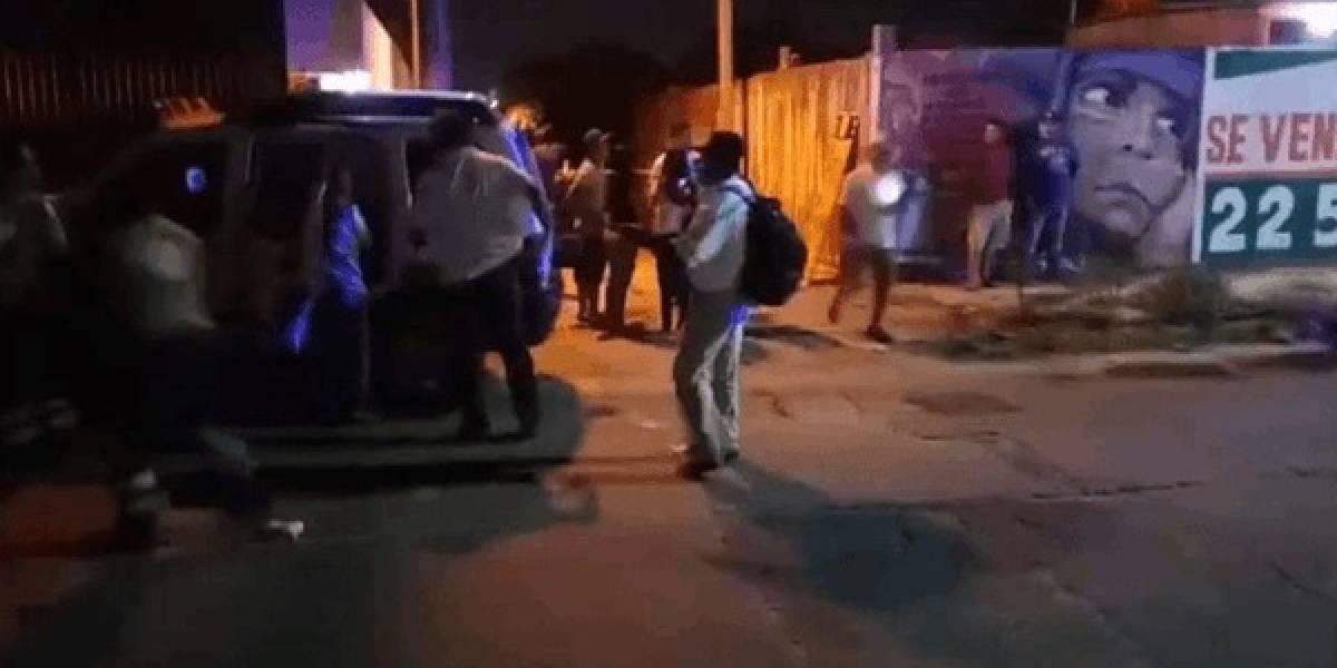 Asesinan a 13 durante fiesta en Veracruz, entre ellos un bebé