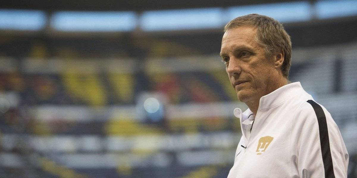 Presidente de los Pumas explota contra Leandro Augusto