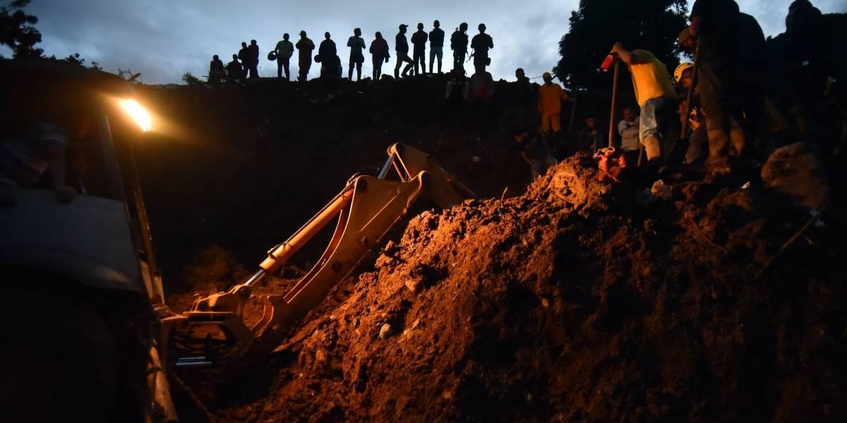Autoridades siguen labores de búsqueda en Rosas, Cauca