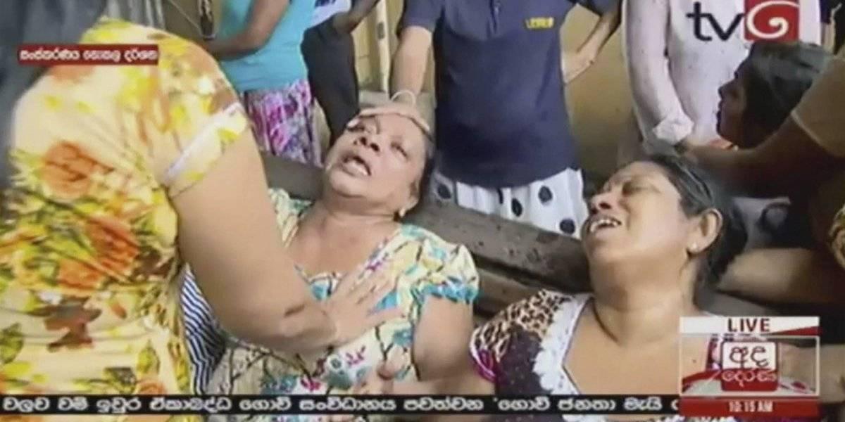 Terror en Sri Lanka: ocho explosiones dejan más de 200 muertos