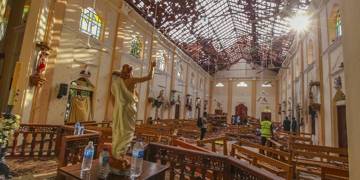 Confirman que uno de los responsables explotó en atentado de Sri Lanka