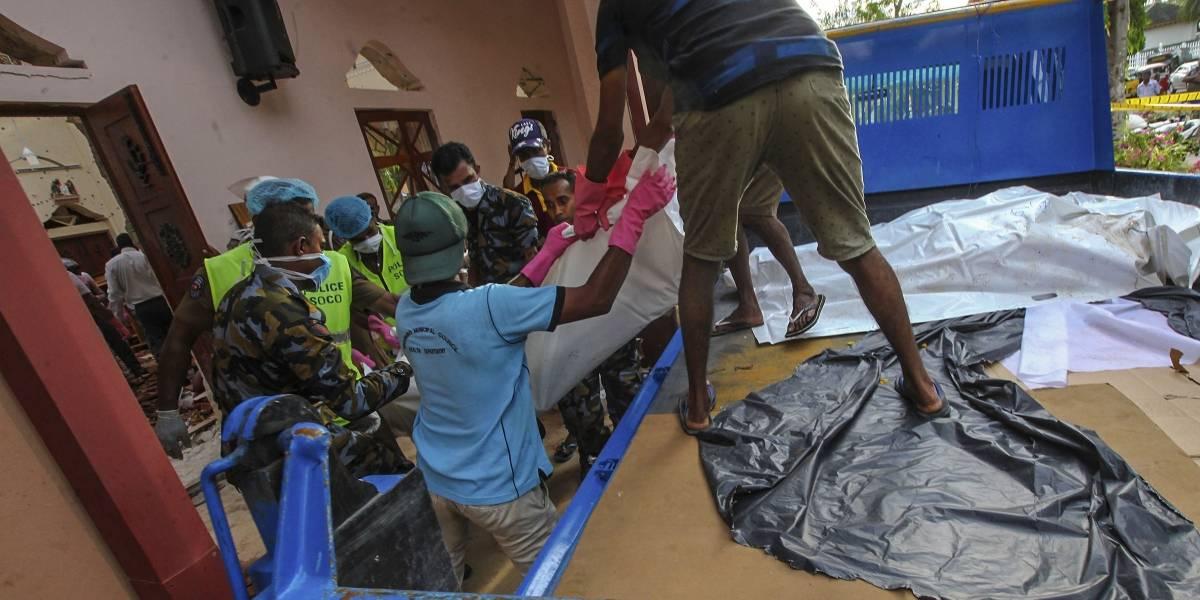Detienen a ocho sospechosos relacionados con ola de atentados en Sri Lanka