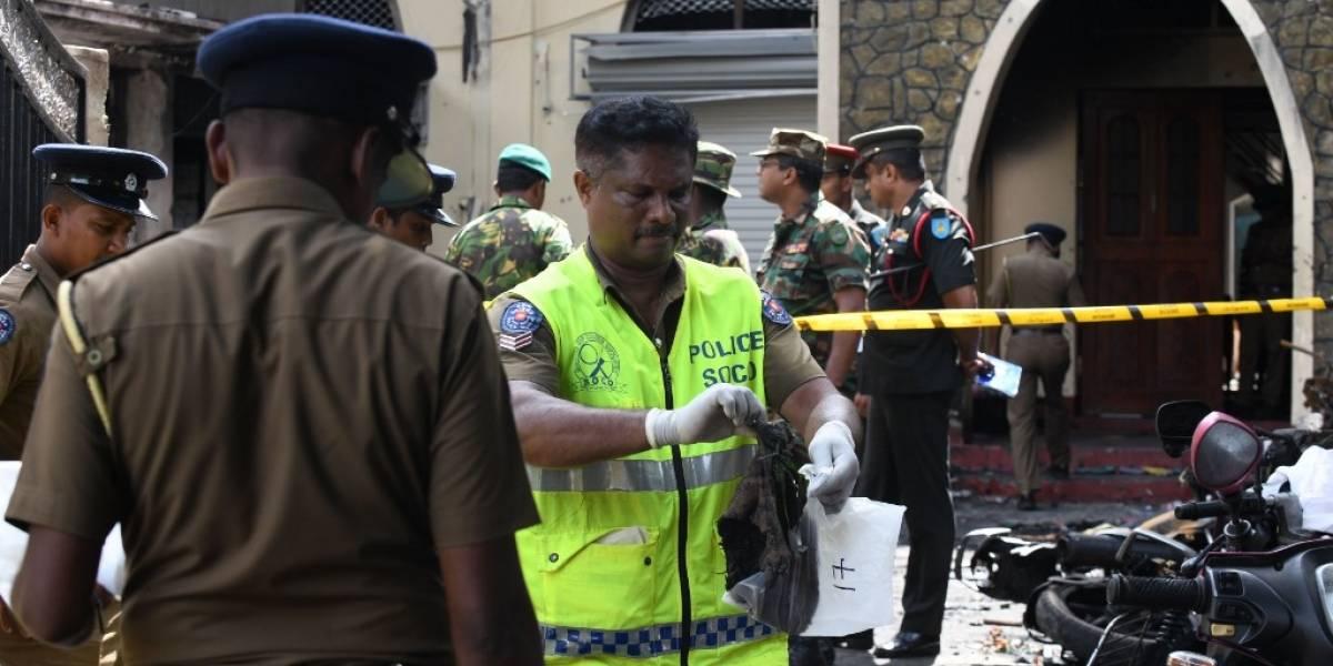 Pascua sangrienta en Sri Lanka: atentados en iglesias dejan más de 200 muertos