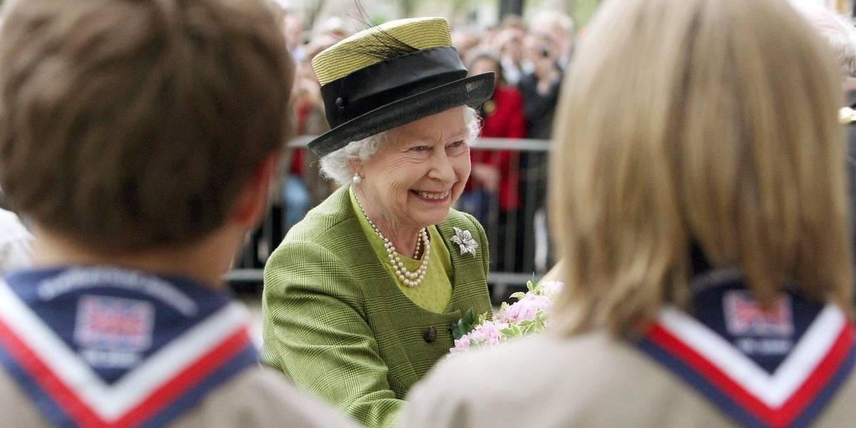 Reina Isabel II cumple sus 93 años de edad