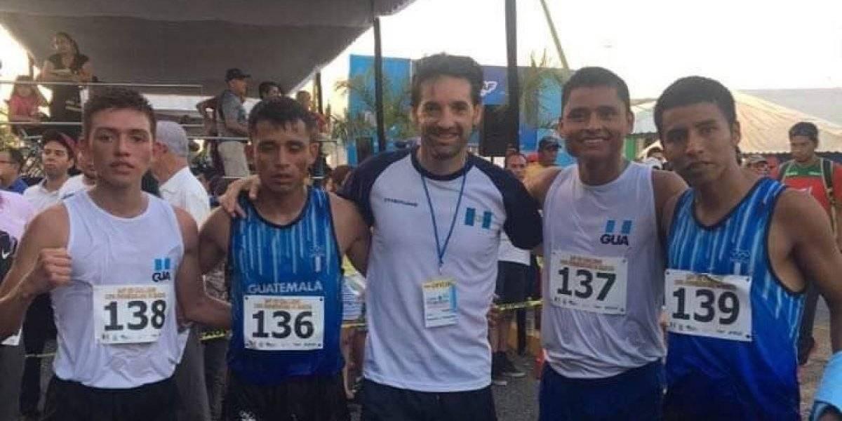 Los mejores marchistas de Guatemala concluyen con triple podio en México
