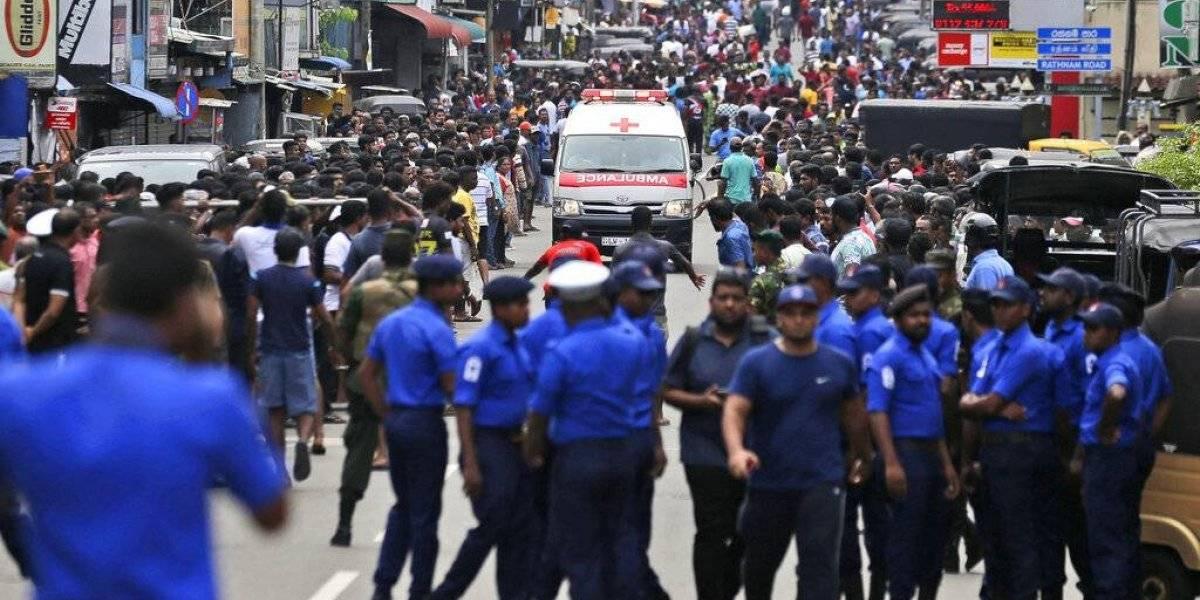 Gobierno de Sri Lanka culpa a grupo terrorista local por los atentados