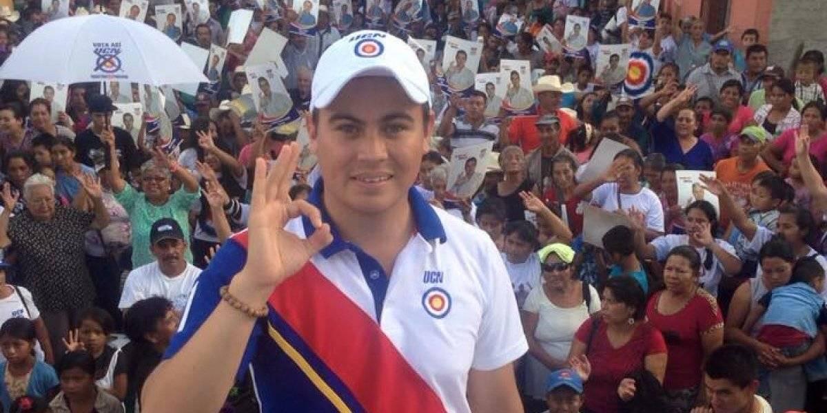"""""""Mario Estrada está con nosotros"""", dice su hijo previo a reunirse con UCN"""