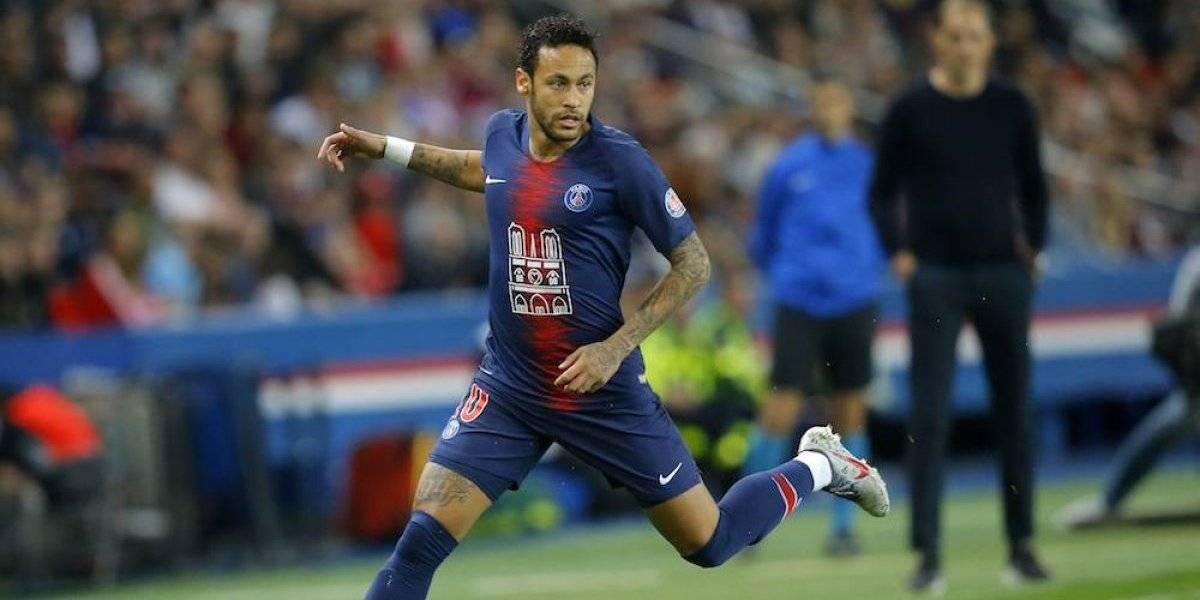Neymar vuelve a las canchas después de tres meses