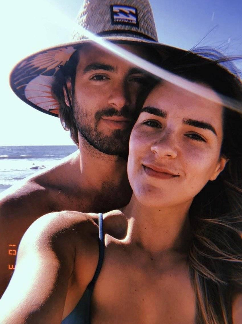 """La esposa del actor es """"health coach"""" Instagram"""